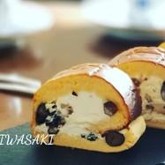 綺麗になれちゃう『黒豆deロールケーキ』