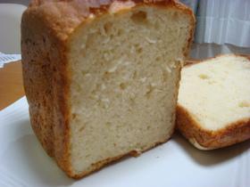 耳パリパリ~♫ 中モッチリ♬お豆腐食パン