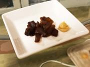 お酒に合う珍味 絶品マグロで作るハムの写真