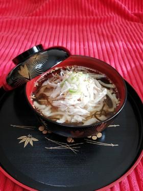 ★鶏胸肉de 簡単絶品お茶漬け★