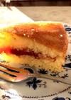 簡単♪ヴィクトリアサンドイッチケーキ☆