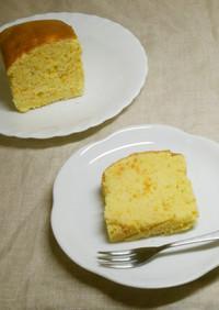ハーフシートケーキdeパウンドケーキ