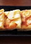 林檎の天板ケーキ(HCM使用)