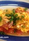 トマトと卵の簡単炒め(西紅柿炒鶏蛋)