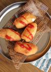 食べて楽しい!のび~るミニチーズハットク
