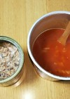 トマトパスタにちょい足し!サバ水煮缶