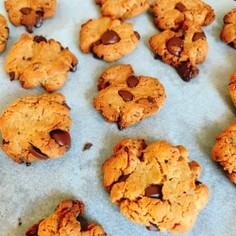 グルテンフリー砂糖不使用★大豆粉クッキー