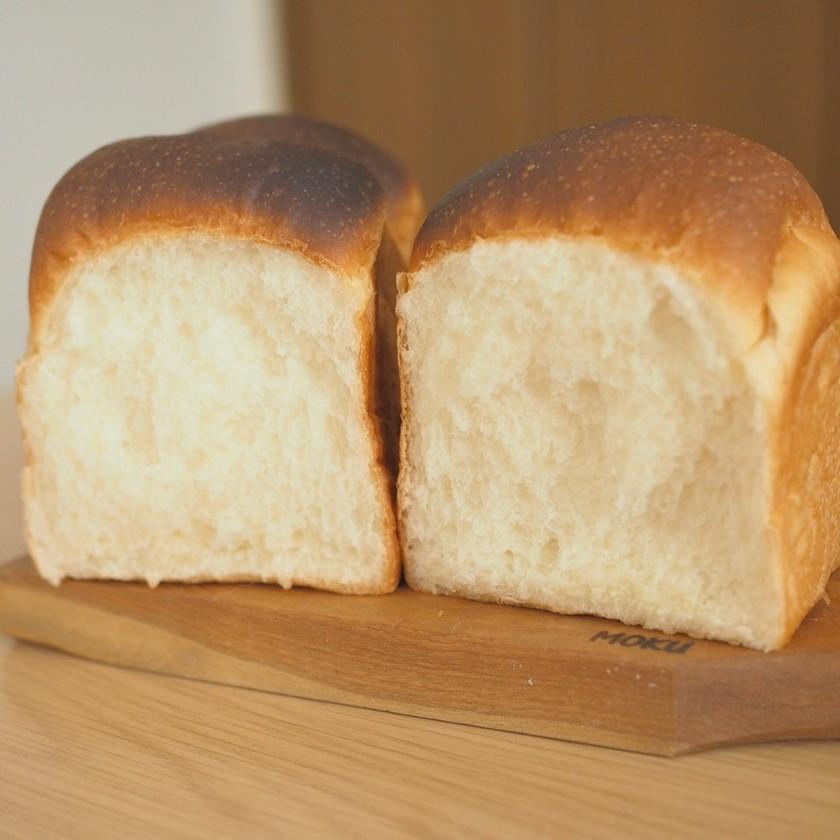 *もっちりとろける生食パン*
