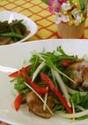 鶏肉のマリネ(健康食)