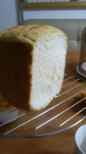 新たまねぎ食パン(HB使用)