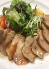プロ直伝フライパン1つで豚バラの煮豚焼豚