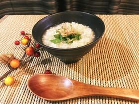 ダイエット、糖尿病にGI値が低い玄米粥♡