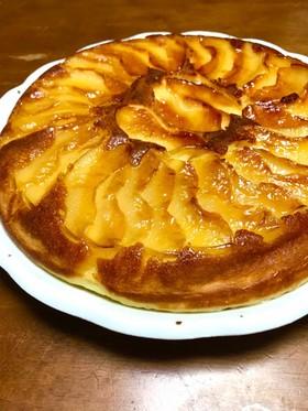 HMでりんごとヨーグルトのしっとりケーキ