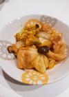 【 お弁当用】鶏肉とキャベツの甘辛炒め