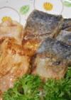 鯖の竜田揚げ 赤魚も☆冷凍魚フライパンで
