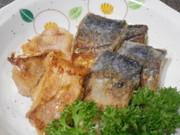 鯖の竜田揚げ 赤魚も☆冷凍魚フライパンでの写真