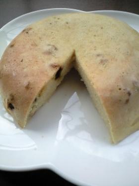 炊飯器でノンオイル☆おからケーキ☆
