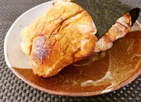 レンジで簡単お餅アレンジ!手作りかきもち
