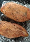中華鍋でできる簡単!鶏ムネ肉のスモーク