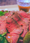 ローストビーフ オリジナルソース