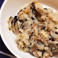 小松菜ご飯☆炊飯器で離乳食ストック!後期