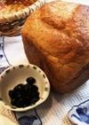 おからと黒豆の煮汁の食パン
