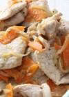 豚ロースの甘味噌ガーリックソテー