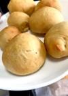 米粉入り☆黒糖ミルクパン