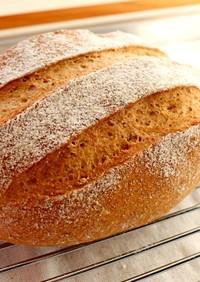 ライ麦のドイツパン