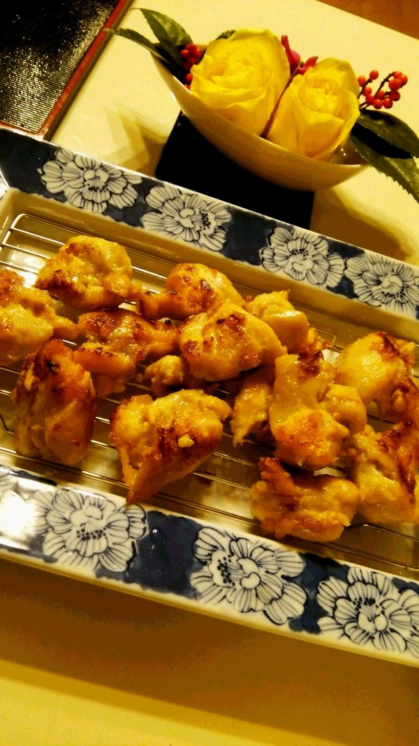 簡単美味☆塩麹de鶏の唐揚げ