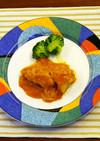 鶏肉の小松とまと チリソース煮