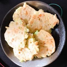 ぶっ込み野菜のお好み焼き〜幼児食