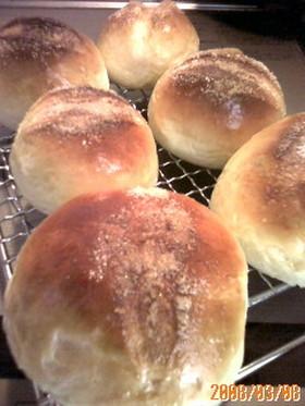 ふわふわシュガーパン