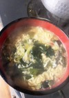 カムジャ麺の美味しい食べ方