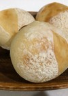 ミルクパン バター入りヨーグルト酵母