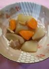 根菜の洋風煮