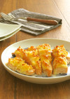 トースターで簡単☆鮭のマヨチーズパン粉焼