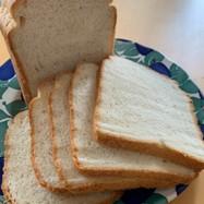 我が家のサンドイッチ用食パン☆HB使用