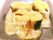 サバ缶あったら?→10分で味噌煮!の写真
