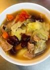 おなかに優しい♫豆スープ