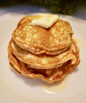 アメリカの王道!カントリー風パンケーキ