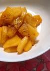 我が家の基本の煮リンゴ