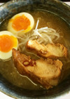 82、醤油ラーメンと手作り鶏チャーシュー