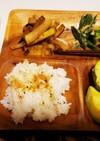 管理栄養士の卵和定食ご飯栄養バランス考案