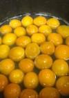 15分で作れる金柑ハチミツ漬け