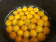 15分で作れる金柑ハチミツ漬けの写真