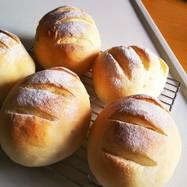 ホームベーカリーでもっちり米粉パン
