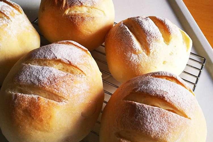 レシピ 米粉 簡単 パン 1時間で!グルテンフリーの簡単米粉パン by