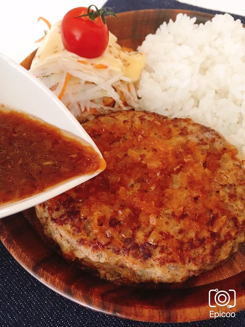 びっくり ドンキー ハンバーグ ソース びっくりドンキー風秘伝のハンバーグソース by