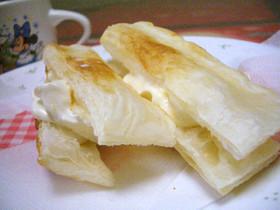 お手軽で大人気♡♥バナナクリームパイ♥♡